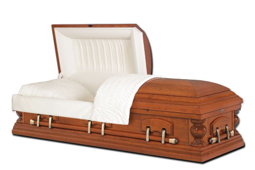 Solid Wooden Caskets